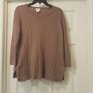 Size M maternity sweater